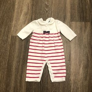 Janie and Jack One-piece for baby girl 0-3 month